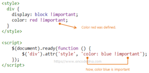 7 Reasons Why Using CSS is a Must22